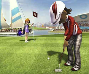 Kinect Sports: Season Two Gets Nine Extra Holes of Golf