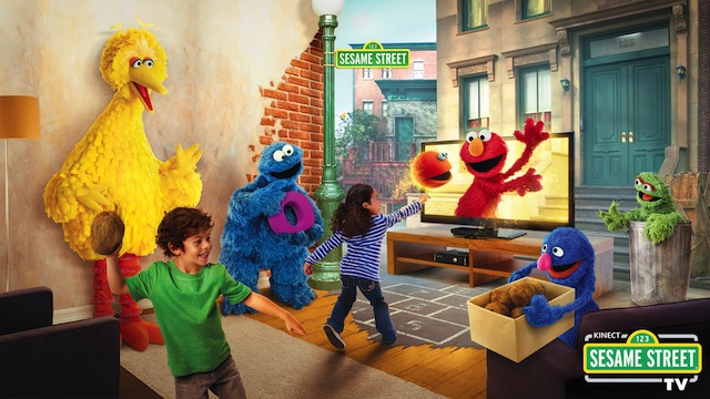 Kinect Sesame Street TV - Screenshot 01