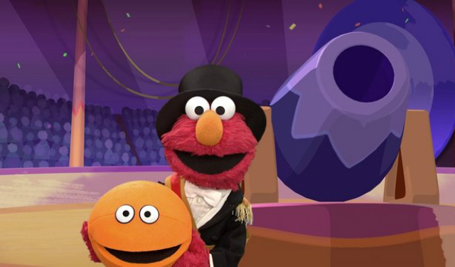 Kinect Sesame Street TV - Screenshot 02