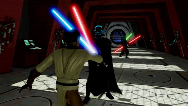 Kinect Star Wars - Duels of Fate