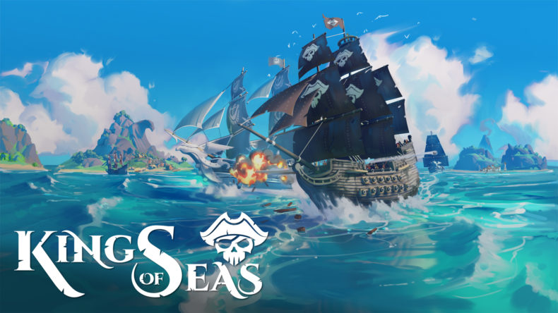 King of Seas launch