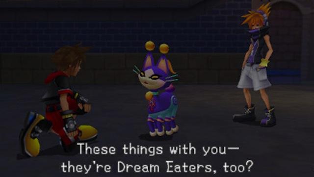 Kingdom Hearts 3D - Gameplay