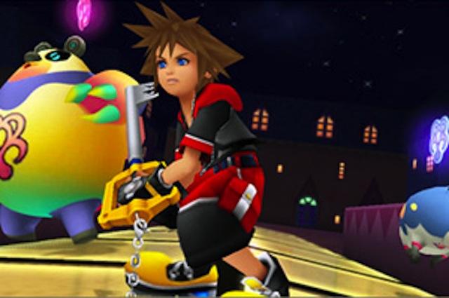 Kingdom Hearts 3D - Keysword