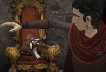 King's quest chapter two preview