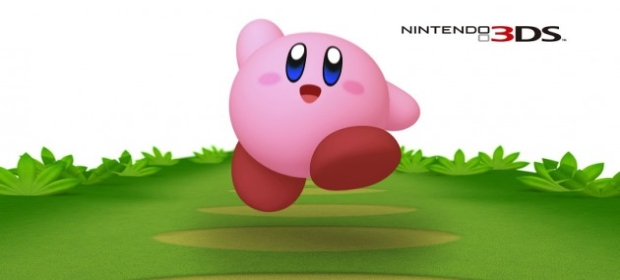 Kirby: Triple Deluxe In Tandem Release With Nintendo 2DS Pink + White