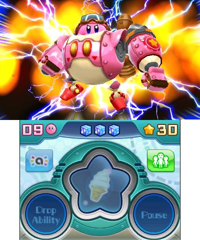 Kirby robobot review screenshot