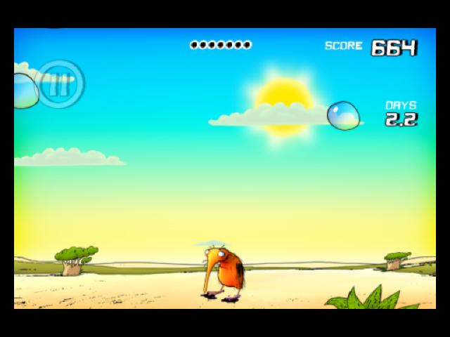 Kiwi Brown - Screenshot