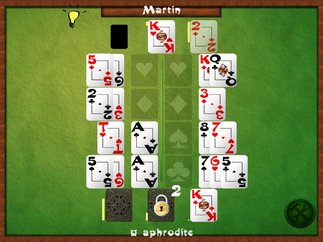 Klondike Battle - Screenshot
