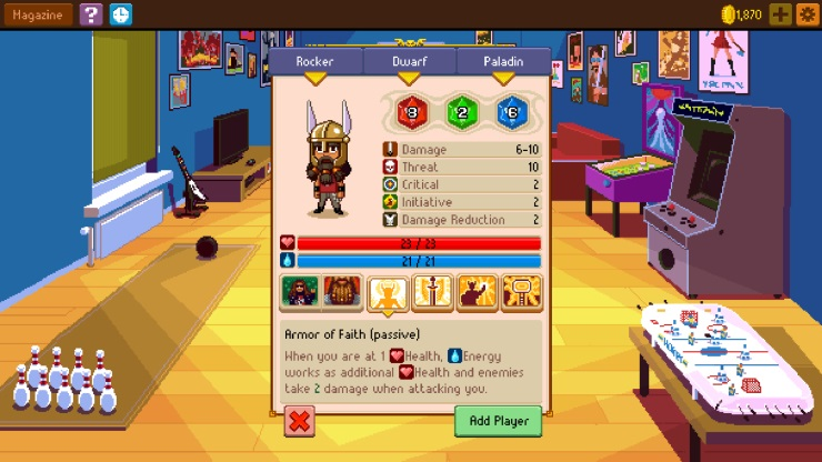 Knights of Pen & Paper 2 preview screenshot 3