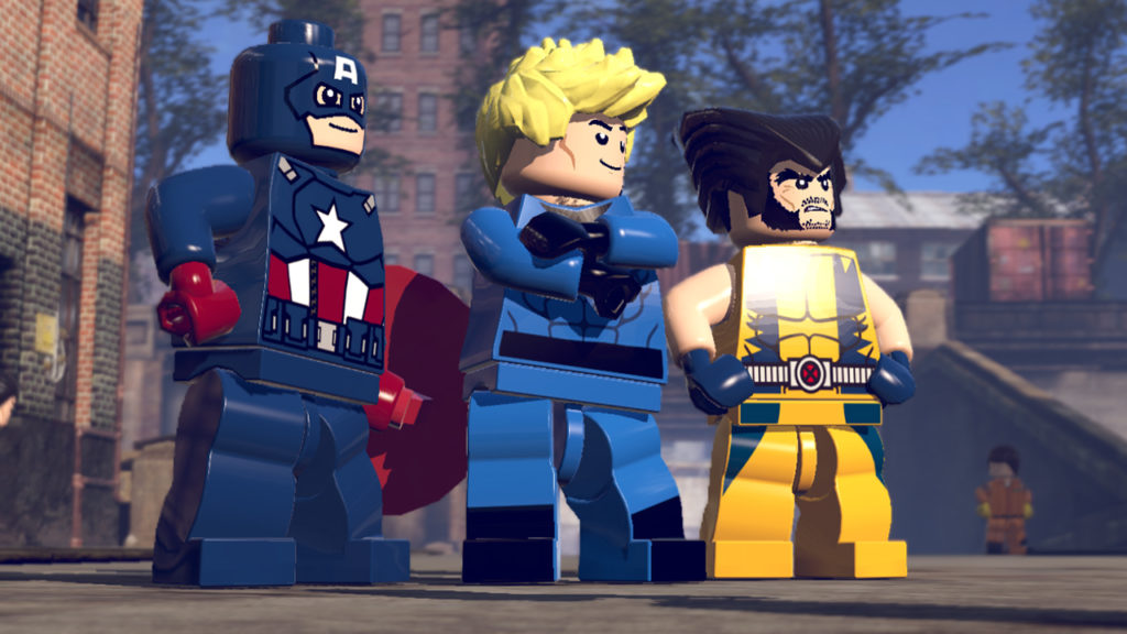 LEGO Marvel Super Heroes Nintendo Switch review