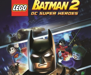 UK Charts: LEGO Batman 2 Saves the Day