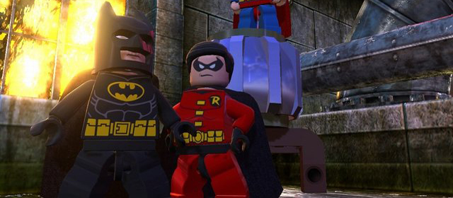 First 20 Minutes: LEGO Batman 2: DC Super Heroes