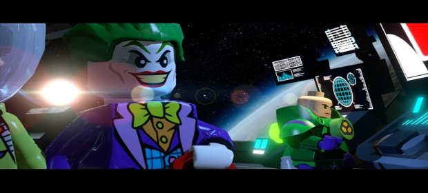 LEGO Batman 3: Beyond Gotham San Diego Comic-Con Trailer