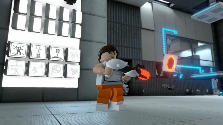 LEGO Dimensions - Chell