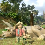 LEGO Jurassic World Interview – Triceratops Talk