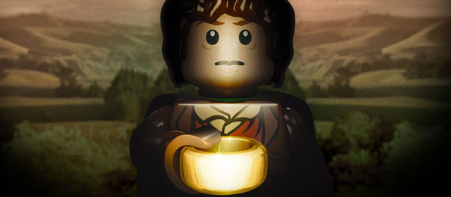 First 15 Minutes: LEGO Lord of the Rings