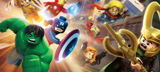 LEGO Marvel Super Heroes Next-Gen Review