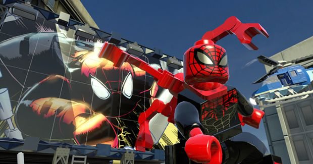 LEGO Marvel Super Heroes Next-Gen Review