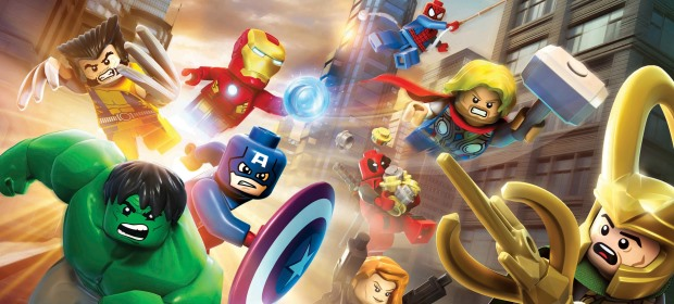 LEGO Marvel Superheroes Review