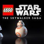 LEGO Star Wars: The Skywalker Saga Key Art Revealed