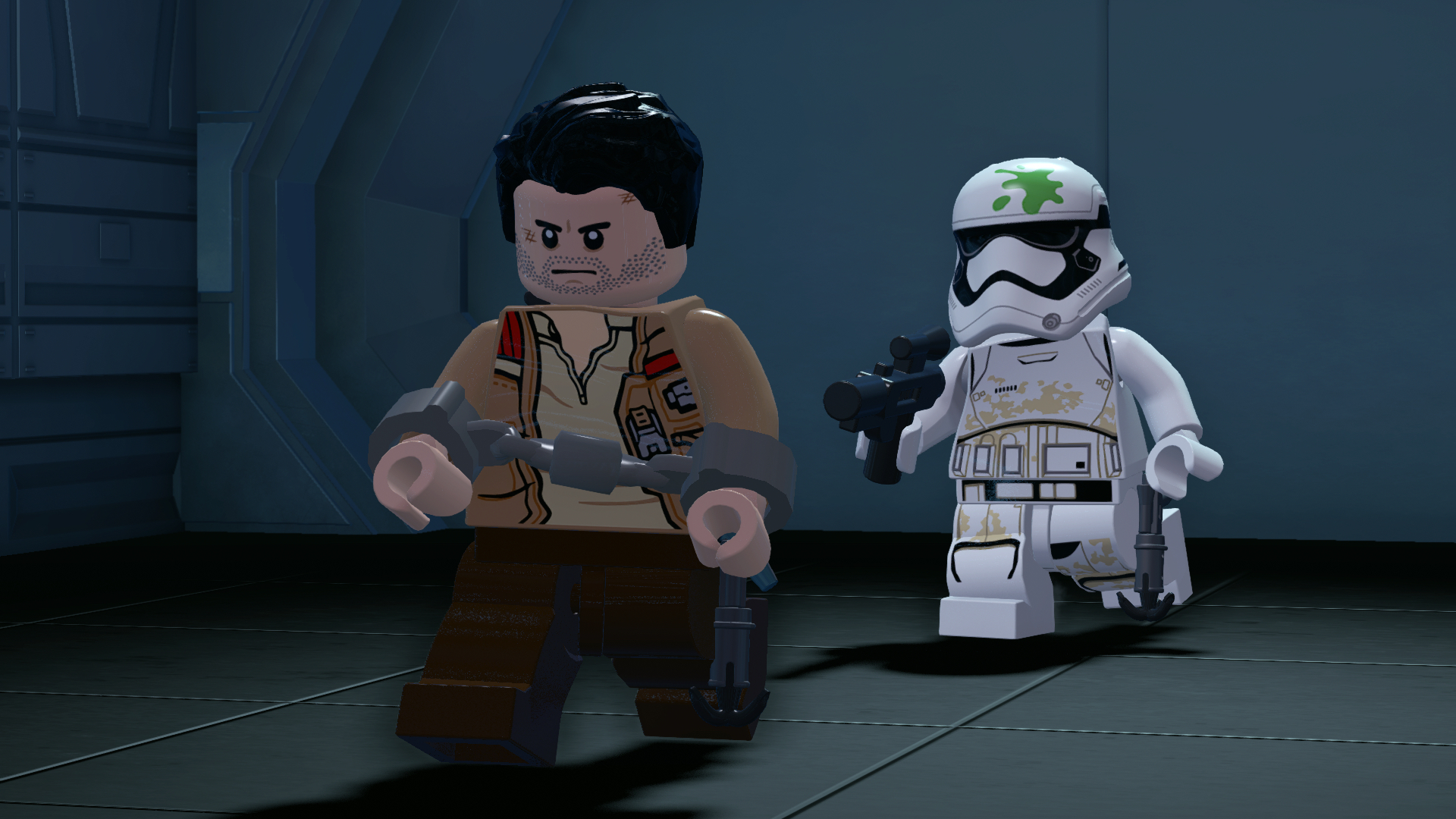 Lego Star Wars The Force Awakens Footage Shows Off New Features Godisageek Com