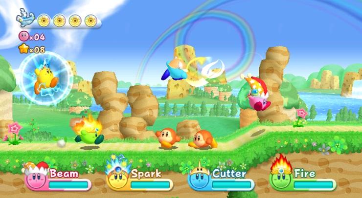 LTTP Kirby's Adventure Wii