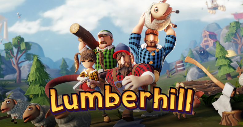 Lumberhill title image