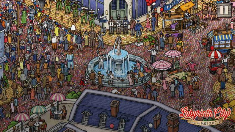 Labyrinth City: Pierre the Maze Detective review