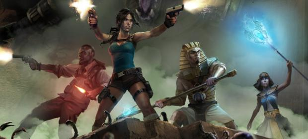 Lara Croft and the Temple of Osiris UK Exclusive Pre-Order Incentives