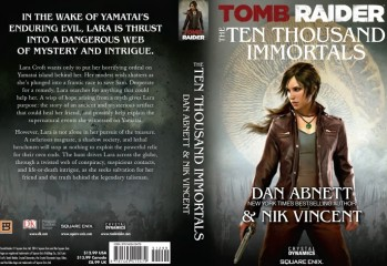 Lara Croft book