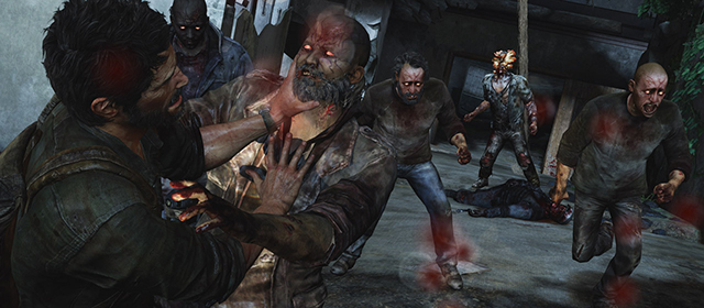 The Last Of Us Multiplayer Is Censored In PAL Regions
