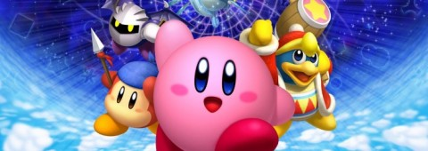 Late to the Party Kirby's Adventure Wii