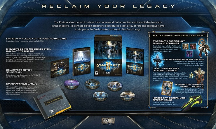 Legacy of the Void CE
