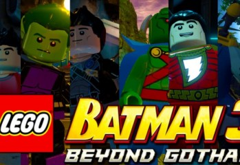 Lego Batman 3 Review