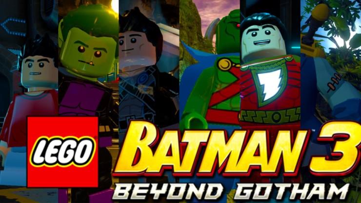 The first lego batman 3 beyond gotham dlc has been detailed