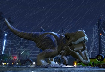 Lego Jurassic World preview