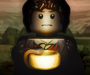 Newest Lego game announced, based on the LOTR trilogy