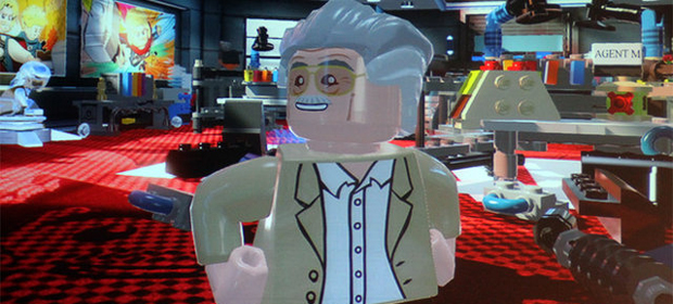 Stan Lee Announced as Playable Character in Lego Marvel Super Heroes