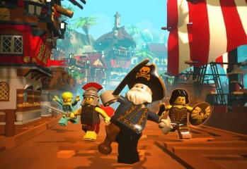 Lego Minifigures online review