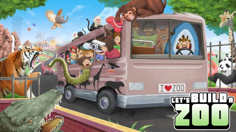 Let's Build a Zoo launch