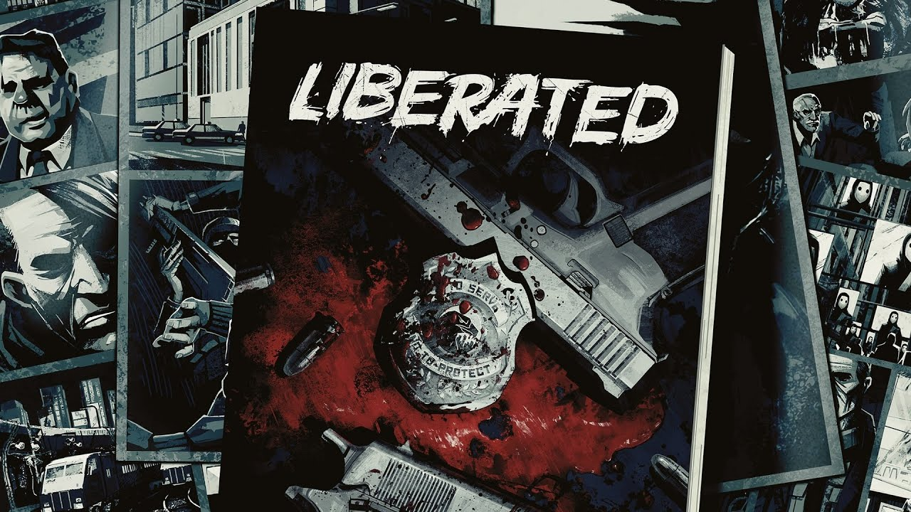 Liberated key art