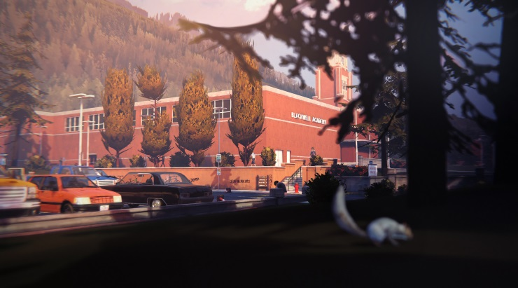 Life is Strange interview screenshot