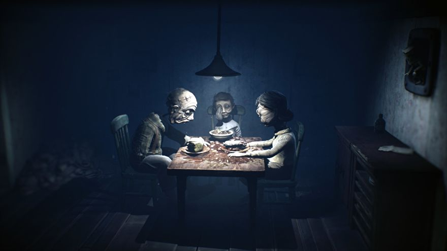 Little Nightmares II family