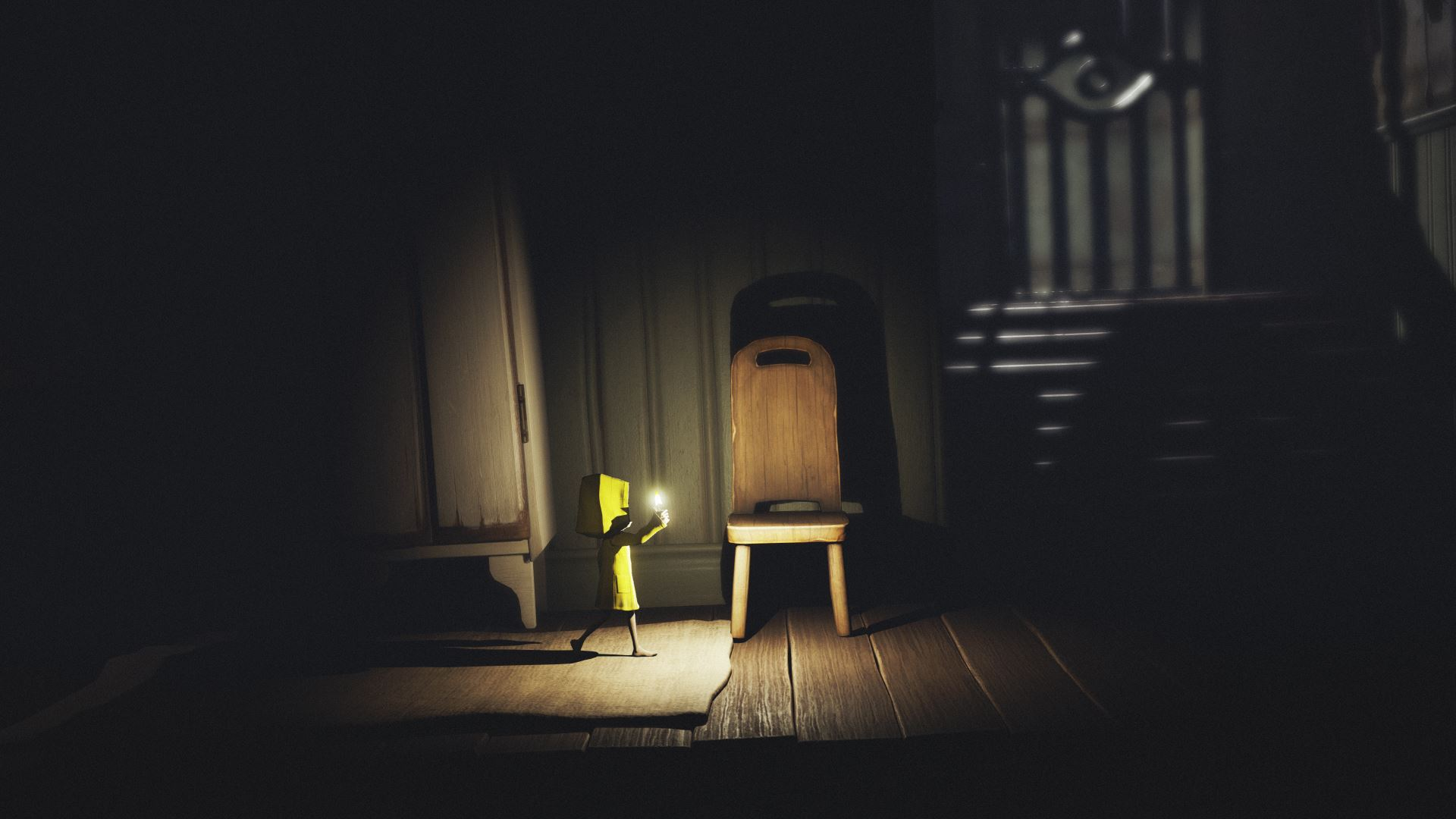 Little Nightmares ps4 screenshot