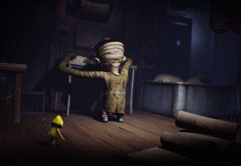 Little Nightmares ps4 screenshots - arms man