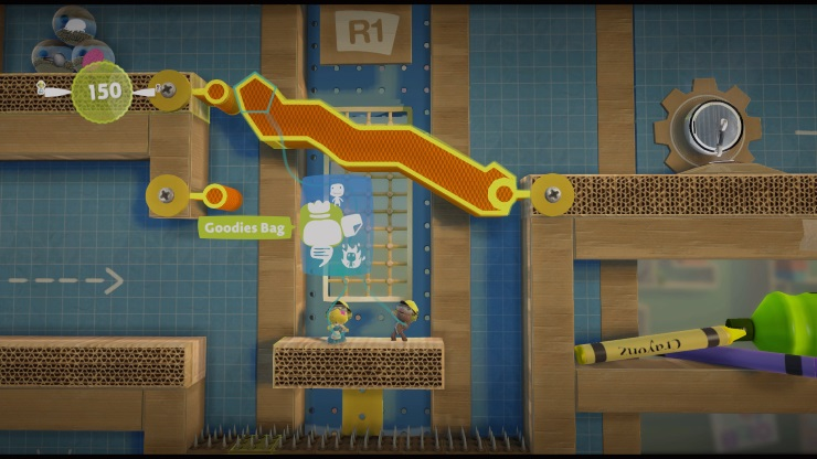 Littlebigplanet 3 popit puzzle