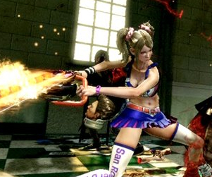 Go Behind The Scenes of Lollipop Chainsaw With Suda 51 and James Gunn