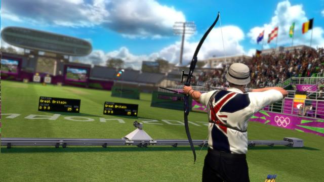 London 2012 - Archery