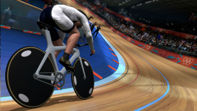 London 2012 - Cycling