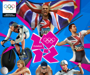UK Charts - London 2012 Still Winning Gold Medals